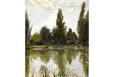 Pond w/ Reed