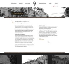 Law firm Oxana P by Martin Wisniewski, via Behance