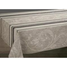 Nappe De Table Nappe anti-taches Arabesque - taille : Ovale 150x2