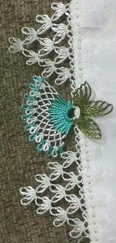 Kate's Crochet World Needle Tatting, Needle Lace, Bobbin Lace, Sewing Machine Embroidery, Felt Embroidery, Cross Stitch Embroidery, Crochet Edging Patterns, Baby Knitting Patterns, Crochet Stitches