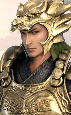 "Ma chao son of ma teng and was nicknamed ""the glorious ma chao"" Sengoku Musou, Dynasty Warriors, Chinese Characters, 3d Artwork, Fantasy, Character Art, Samurai, Sci Fi, Cosplay"