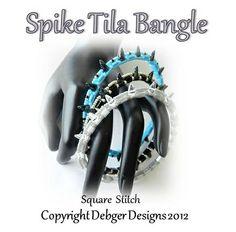 Spike Tila Bangle