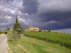 Villa Arceno, Castelnuovo Berardenga