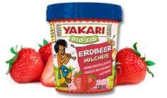 YAKARI Erdbeer Milcheis