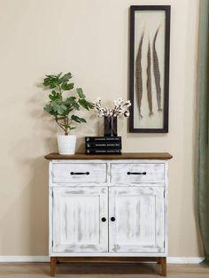 Rustikální kombinovaná komoda v oblíbeném skandinávském stylu Cabinet, Storage, Furniture, Home Decor, Clothes Stand, Purse Storage, Decoration Home, Room Decor, Closet