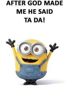 Top 40 Funniest Minions Pics and Memes Funny Minion Pictures, Funny Minion Memes, Minions Quotes, Minion Games, Minions Bob, Minions Pics, Game Day Quotes, Funny Thoughts, Funny Games
