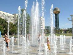 Knoxville, TN -World's Fair Park