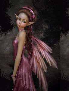Breena Fairy Forest Sprite