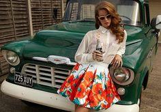 Умеет ли Lana Del Rey петь живьем? Читайте пост в блоге http://stilleo-studio.blogspot.ru/