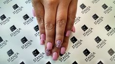 #stanzasalon #nailart #gelish