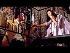 Richard Beymer & Natalie Wood in West Side Story. One of my favorite movies of all time! Natalie Wood, Beau Film, Kill Your Darlings, Amor, West Side Story 1961, West Side Story Movie, West Side Story Cast, West Side Story Broadway, Romantic Movies