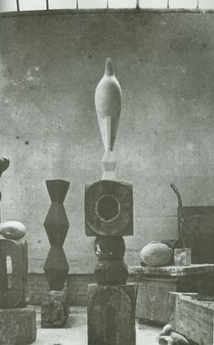 History of Our World The Hermit of Montparnasse | Constantin Brancusi