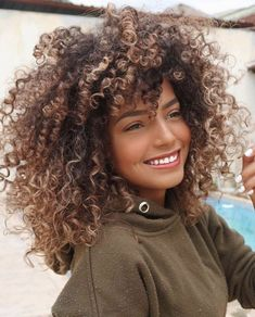 hairstyles over 80 hairstyles loose hairstyles in your hairstyles everyday hairstyles graduation hairstyles 2020 female curly hairstyles hairstyles african american Crimped Hair, Curly Hair Cuts, Curly Hair Styles, 3c Hair, Natural Hair Tips, Natural Curls, Natural Hair Styles, Hair Places, Hair Videos