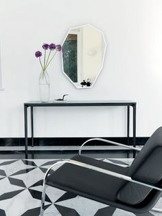 A living which smell of #spring with Slim console