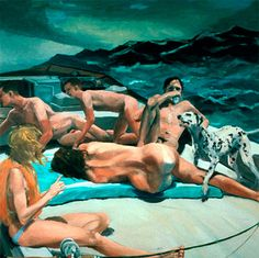 Eric Fischl, 'The Old Man's Boat and the Old Man's Dog' (1982)