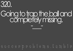 #SoccerProblems