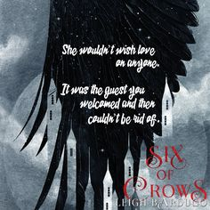 Six of Crows by Leigh Bardugo | Reading Books Like a Boss