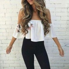 nice 39 Off Shoulder Outfits for You to Look Fabulous https://ift.tt/2uSMnvq