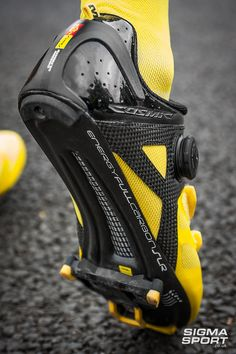 Gorgeous Shoes by Mavic The only thing I don't like is the price!