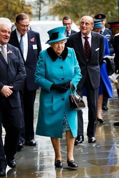November 9 2016 The Queen and Prince Phillip open the £650 million Francis Crick Institute in London's Kings Cross. Named after the British scientist who co-discovered the structure of DNA, the centre will be a global leader in the field of biomedical research.