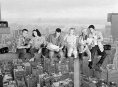 27 fotos excepcionales del elenco de