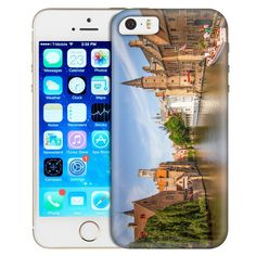 Apple iPhone SE Canal in Bruges Belgium Trans Case