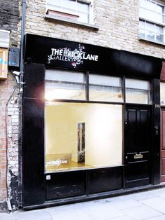 THE BRICK LANE GALLERY LONDON | CONTEMPORARY | STREET ART BANKSY | FAILE | JAMIE HEWLETT