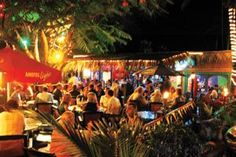 Coconut Joe's -- good food, good times, good memories -- and across the street from the Marriott!