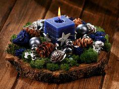 Kompozycja na świerkowym plastrze ok 30 cm- zimowa | pozostałe szyszki, łupiny, kompozycje wianki i podkłady ZIMA - ART. ŚWIĄTECZNE BOŻE NARODZENIE  choinki bożonarodzeniowe ZIMA - ART. ŚWIĄTECZNE BOŻE NARODZENIE  kompozycje stroiki świąteczne choinki - Hurtownia Florystyczna Internetowa - Artykuły Florystyczne - Kwiaty sztuczne