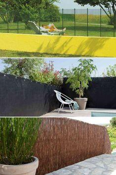 gartenzaun und gartengrenzen ideen n tzliche und sch ne designer vorschl ge. Black Bedroom Furniture Sets. Home Design Ideas