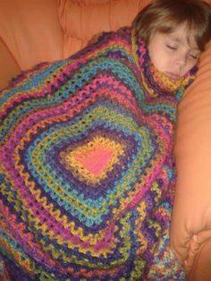 DYI blanket