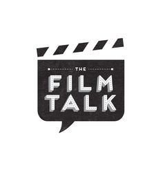 The Film Talk #graphisme #design #logo #identity