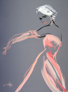 Monique by Michel Canetti