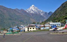 Nepal Trekking, History Channel, Bhutan, Airports, Tibet, Airplane, Mount Everest, Aircraft, Street View