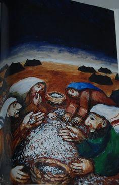 Sieger koder | ... иллюстрации к библии. sieger koder