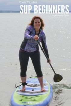 If you're hitting the water for the first time this season, you may have several questions on how to stay safe, take good care of your board, how to stand & paddle correctly, and most importantly how to have fun. We asked Airhead SUP ambassador, Kim Ciesla, to help walk you through some of the basics. Head over to our blog (link in bio) to read Kim's blog post: Basic Tips for the Beginning Stand Up Paddleboarder #TeamAirheadSUP