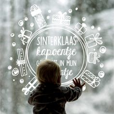 EHL – A2 raamtekening sjabloon – Sinterklaas 01 (Groot formaat) Christmas Illustration Design, Illustration Noel, Christmas Eve Box, Kids Christmas, Kids Cooking Party, Kids Baking, Baking Party, Food Kids, Chalkboard Window