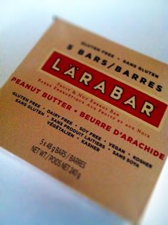 Hm...I may have to try this.  I do love Lara Bars, but they are hella expensive and are either sold separately (even more expensive) or in combo packs at Costco (I only like two flavors), so this could work.
