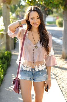 How to Dress Like a California Girl in Summer | Glam Radar (July 2015)