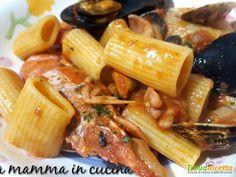 MEZZE MANICHE AL SAPORE DI MARE  #ricette #food #recipes