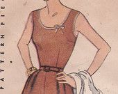 Vintage Simplicity Sewing Pattern 4306 Bust 36