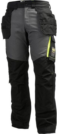 Helly Hansen in schwarz Handwerkerhose Aker Construction Größe Helly Hansen, Pants, Fashion, Workwear, Clothing, Black, Trouser Pants, Moda, Fashion Styles