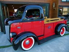 1941 Ford COE Maintenance of old vehicles: the material for new cogs/casters/gears/pads could be cast polyamide which I (Cast polyamide) can produce