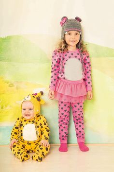 jirafa y hipopotamita Baby Halloween, Harajuku, Style, Giraffe Illustration, Adventure, Friends Forever, Animals Of The Rainforest, Sisters, Ballerinas