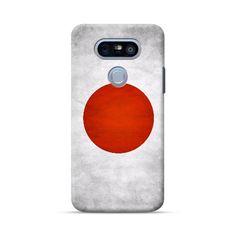 LG G5 Japanese Flag Case