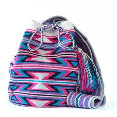 Hermosa - Wayuu Mochila Bag*