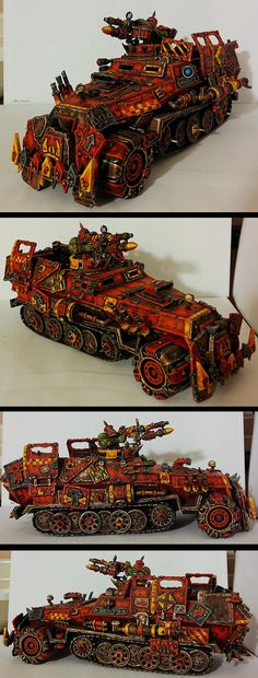DakkaDakka - Wargaming and Warhammer Forums, Articles and Gallery - Homepage Warhammer 40000, Orks 40k, Warhammer Art, Warhammer Models, Warhammer 40k Miniatures, Warhammer Fantasy, Ork Warboss, Optimus Prime Toy, Armored Vehicles