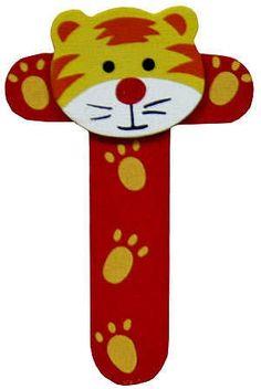tiger preschool craft - Google Search