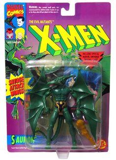 FreakSugar's Top Ten List of the worst X-Men action figures to ever exist.