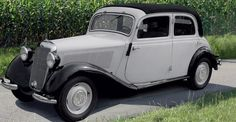 MB 170 V was the most successful model of the pre-war era, replacing the Type 170 after five and a half years as the most successful Mercedes-Benz with 14,000 units produced.